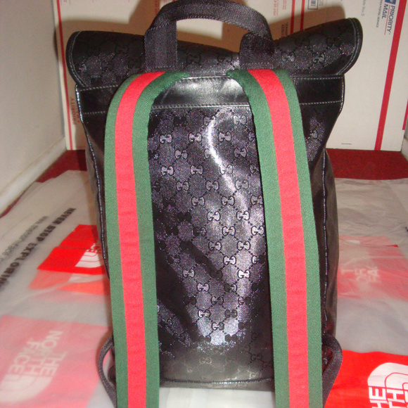 ebbfc1c4764a Gucci Other - Limited Edition 500 by Gucci Black GG Backpack